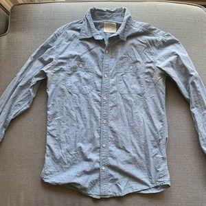 Chambray PD&C Button Down Shirt